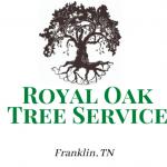 Royal Oaks Tree Service Franklin Logo